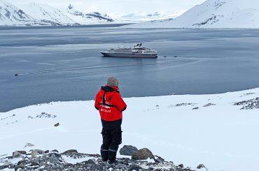 Meine Spitzbergen Kreuzfahrt (Arktis) mit Ponant