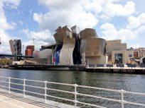 """Bilbao – vom Kreuzfahrthafen """"Getxo-Terminal"""" in die Stadt"""
