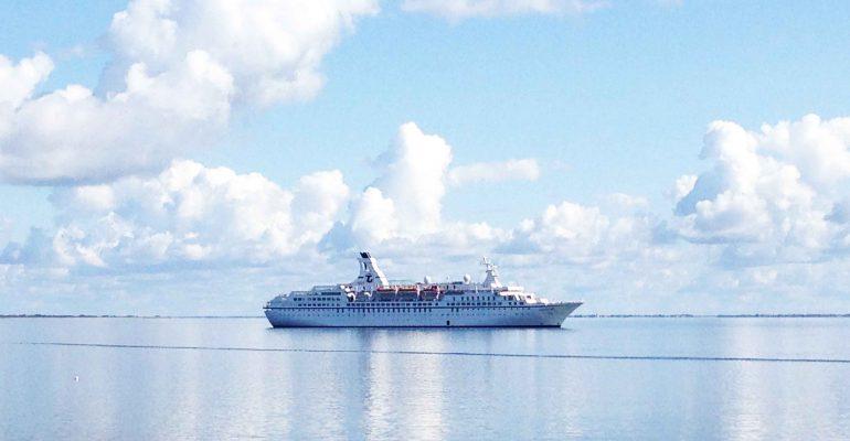 "Bremerhaven – So kommst du zum Kreuzfahrtterminal ""Columbus Cruise Terminal"""