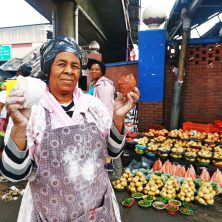 Durban – Heiler-Märkte und Zulu-Tradition