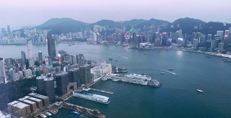 Hong Kong Kreuzfahrthafen