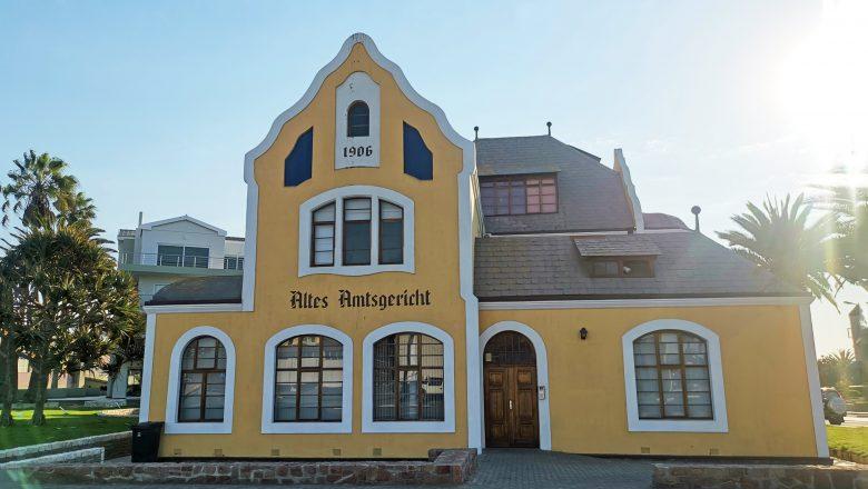 Swakopmund – Bienenstich und Seebad-Flair