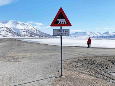 Longyearbyen – Spitzbergens Kreuzfahrthafen (Arktis)