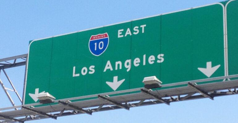 Vom Los Angeles Kreuzfahrthafen in die Innenstadt